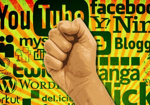 Revolução das Redes Sociais