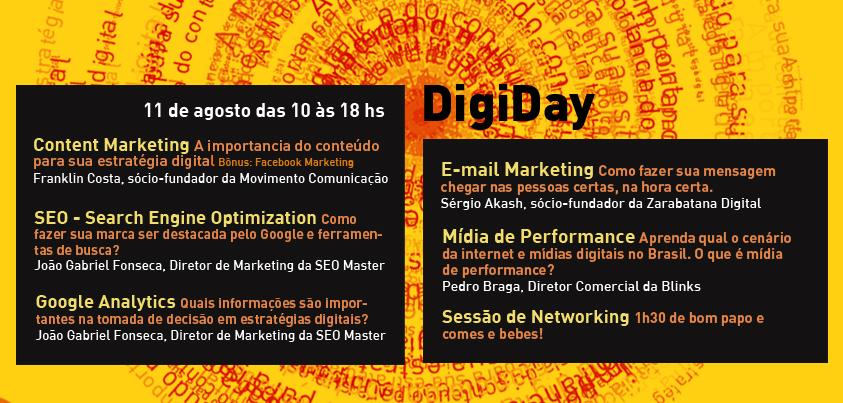 DigiDay: Saiba Tudo Sobre WebMarketing