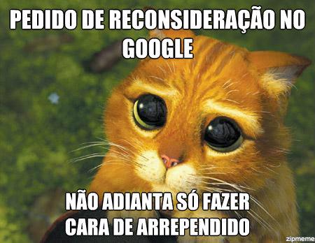 Pedido de Reconsideração do Google: Como Fazer
