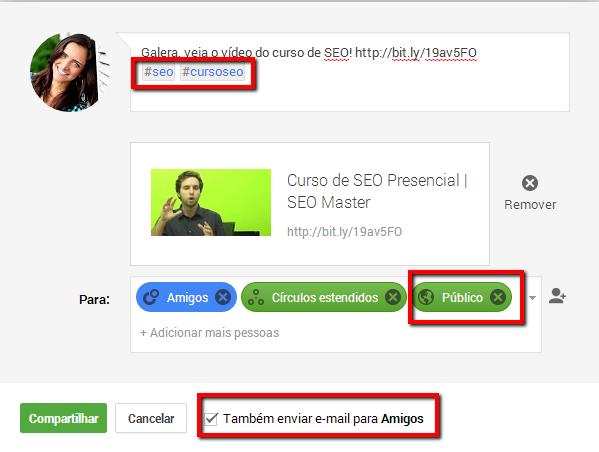 As Vantagens do Google Plus