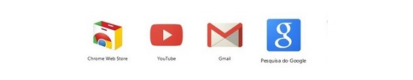 Google permite reorganizar aplicativos e produtos na barra de navegação