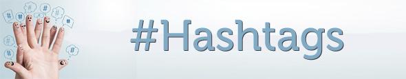 Saiba como usar melhor as hashtags